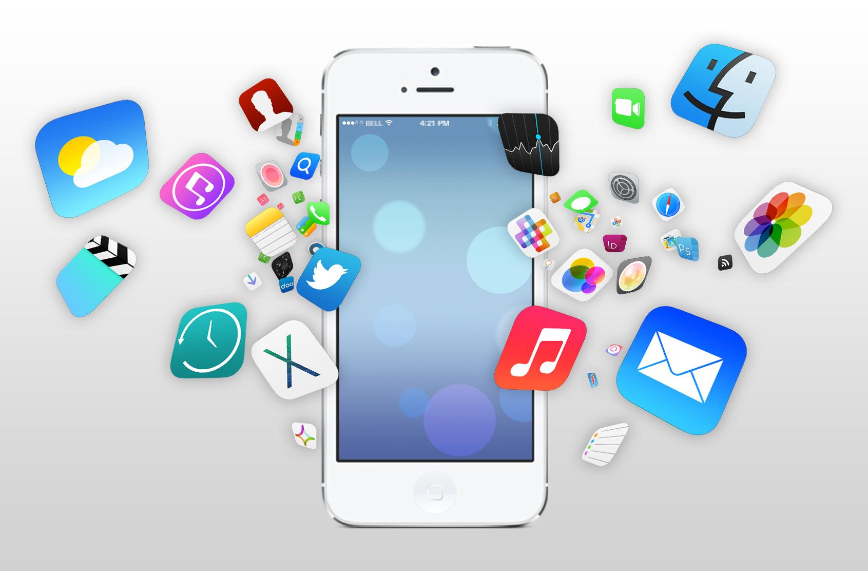 Những thứ cần thiết cho việc thiết kế app iOS